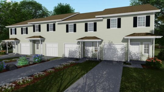 1281 Townhome Jacksonville