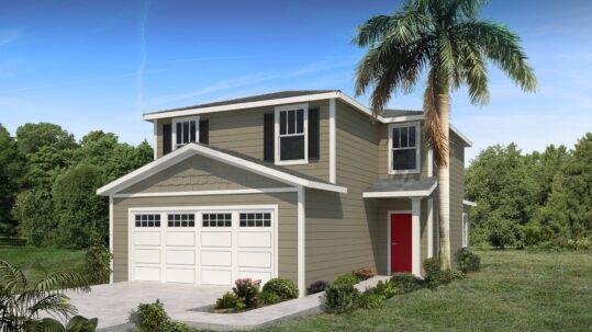 1547 SFH (Split Level) Jacksonville