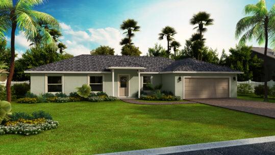 1617 SFH Palm Coast