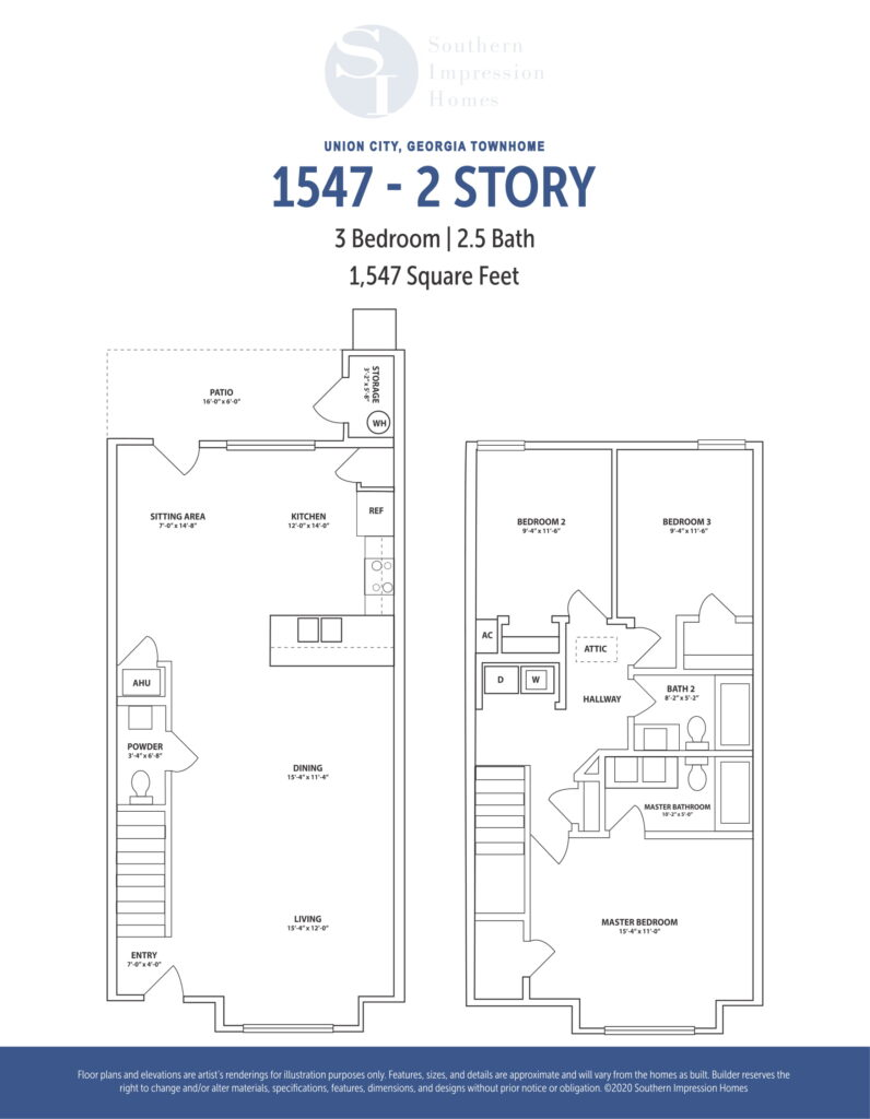 1547 Floor plan